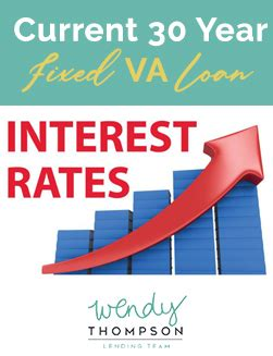 current va mortgage rates   year fixed interest rates