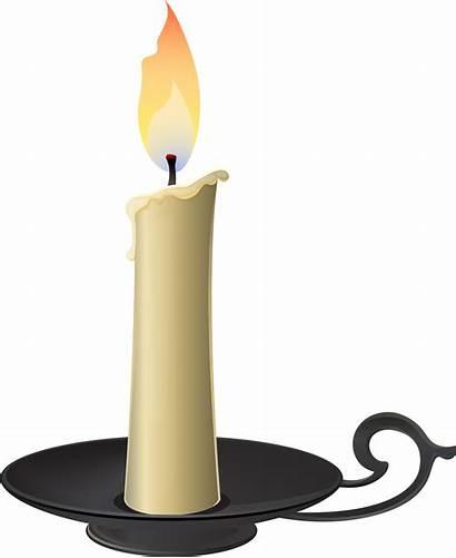 Clipart Pinclipart Candle Candlestick Holder Clip Transparent