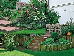 Gartengestaltung Böschung Gestalten : terrasse gestalten gartengestaltung dekoration gartenpraxis mein garten ~ Markanthonyermac.com Haus und Dekorationen