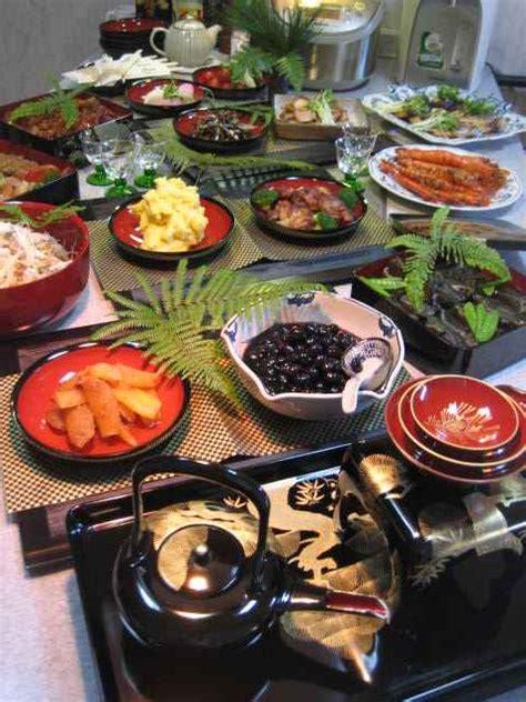 cuisine du japon cuisine pour le jour de l 39 an coucou du japon