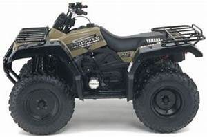 Yamaha Yfm600 Grizzly 1998