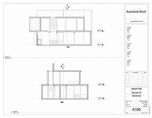 Revit Eisenman House VI Portfolio