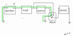 above is a simple relay control now here is what is With basic relay control