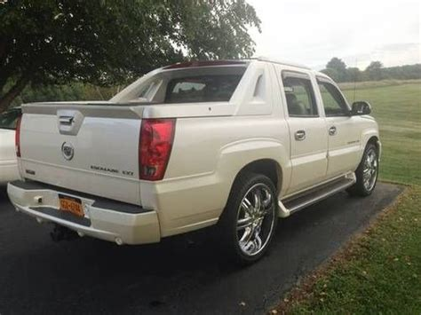 repair anti lock braking 2003 cadillac escalade ext instrument cluster buy used 2003 cadillac escalade ext 24 quot rims in hagaman new york united states for us 15 000 00