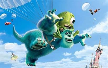 Disney Monsters Movies University