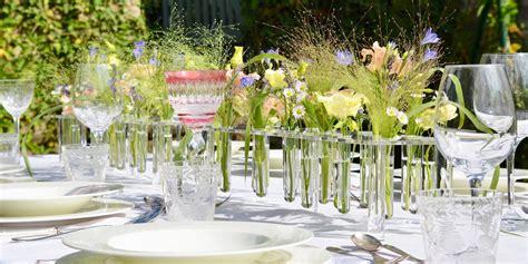 Tischdeko Für Dein Gartenfest  Dekoidee Easytischdeko