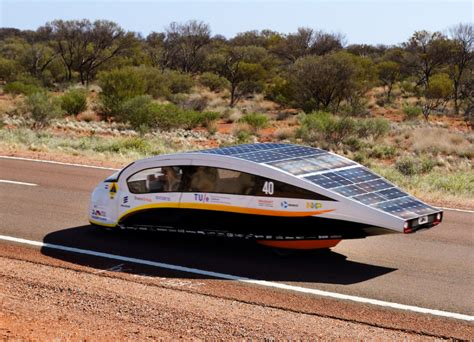 tue team wins world solar challenge cruiser class solar