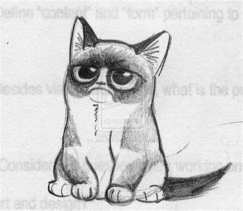 Grumpy Cat By Knufadzzaj On Deviantart