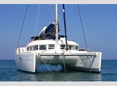 Sailing catamaran Lagoon 380 Beachfront apartment for sale