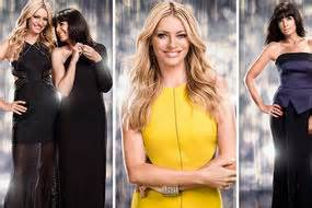 Tess Daly strips down to seriously skimpy underwear in ...
