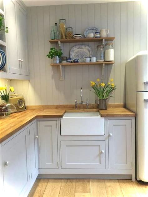 cottage style kitchens designs 55 genius small cottage kitchen design ideas small 5925