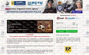 SOCA Virus Locked PC? Remove Serious Organised Crime ...