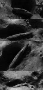 The Apollo 20 alien spaceship 1970 | Blackmailbox