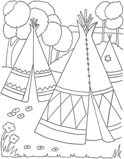 indian coloring pages indian coloring pages coloringpages1001