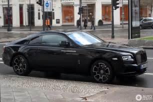 Rolls Royce Wraith Black Badge 18 March 2017 Autogespot