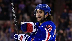 Mats Zuccarello Stepped Up To Defend His Teammates Last