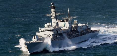 Risks or rewards? The Royal Navy in the South China Sea ...