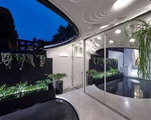 tonkin liu extends london townhouse to include 'sun rain room'