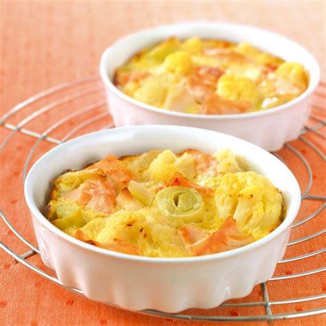 recette de cuisine weight watchers clafoutis de saumon aux légumes recette légumes