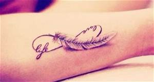 Tattoo Feder Unterarm : tattoo ist deine neue tattoo community ~ Frokenaadalensverden.com Haus und Dekorationen