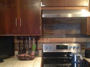 wood backsplash kitchen finished pallet wood backsplash stove kitchen kitchen kitchen backsplash