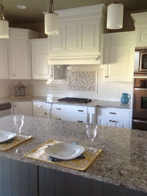 beautiful kitchen  white subway tiles   backsplash