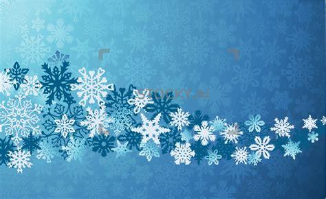 image  christmas blue snowflakes background stocky