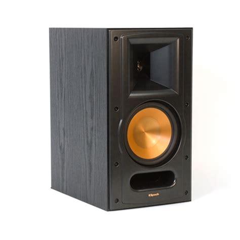 klipsch bookshelf speakers rb 61 ii bookshelf speakers pair klipsch 174