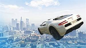 GTA 5 Stunts Amazing Car Jumps GTA 5 Top 5 Stunts