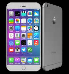 iPhone 6 Front Silver