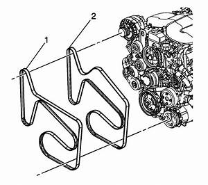Water Pump Belting Diagram Needed For A 2007 Pontiac