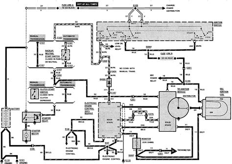 1988 Ford Starter Wiring Diagram by 1988 2 3 Mustang Still Will Not Crank Replaced