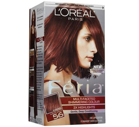 loreal feria hair color chart best 25 feria hair color ideas on gold