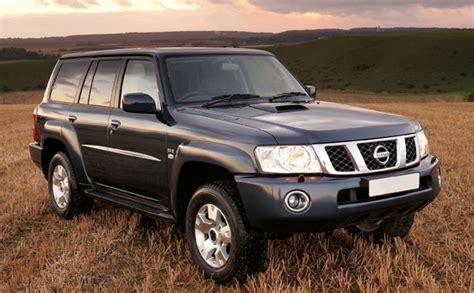 Runs and drives as it should. Nissan Patrol Y61 (1997-2010) технические характеристики и ...