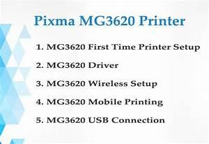 Canon Pixma Mg3620 In 2020
