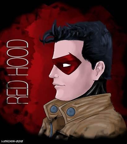 Todd Jason Hood Raven Totally Wallpapers Redhood