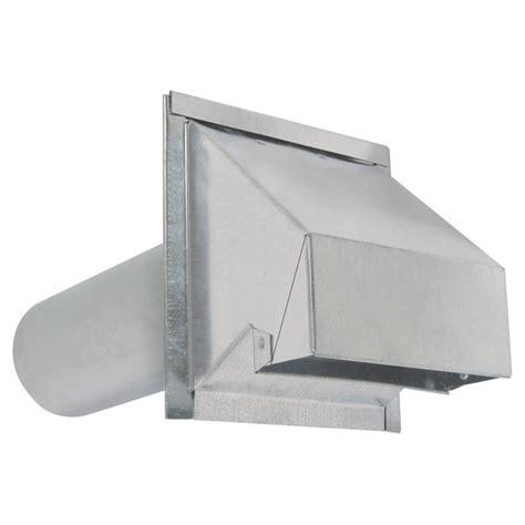 sortie hotte de cuisine sortie de ventilation murale en acier galvanisé r2 rona