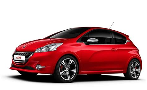Peugeot 208 Price by Peugeot 208 Gti Uk Price Confirmed