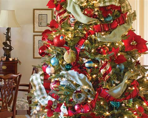 find  perfect christmas tree theme  ribbon
