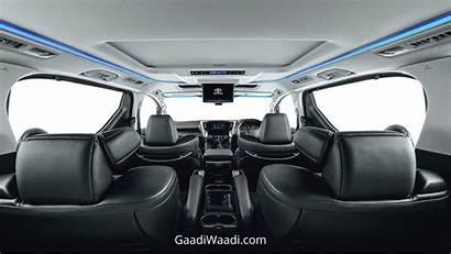 Vellfire Toyota Mpv Luxury Interior Launch Tomorrow