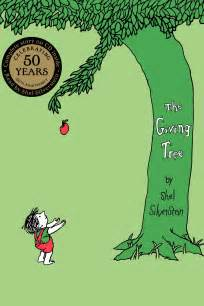 Shel Silverstein Giving Tree