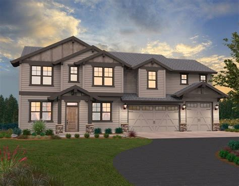 Hillside Legacy Modern Farmhouse Family Home by Mark