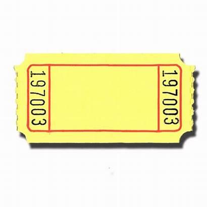 Raffle Clipart Tickets Ticket Border Clipground Kid