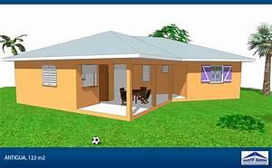 realisation de villas cles en main en guadeloupe With construction maison en guadeloupe