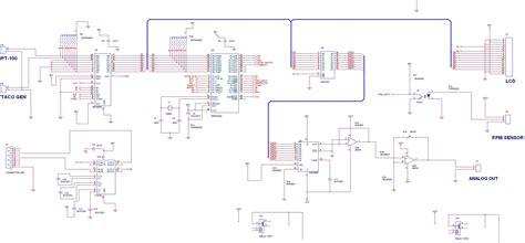 Phase Motor Speed Controller Electronic Circuit Diagram