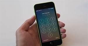 Changer Code Pin Iphone Se : pirater un iphone 5c sous ios 9 pour moins de 100 euros tech numerama ~ Medecine-chirurgie-esthetiques.com Avis de Voitures