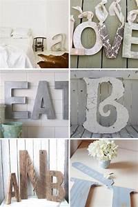 [diy home decor] le scritte decorative 3d Paperblog