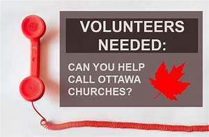 We Need Your Help Calling Ottawa