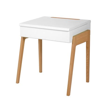 lit avec bureau pour fille bureau enfant quot my pupitre quot blanc jungle by jungle