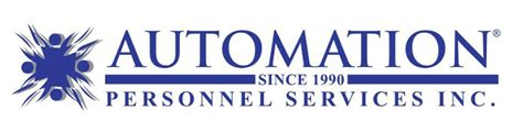 Temp Services by Automation Personnel Services Careers And Employment